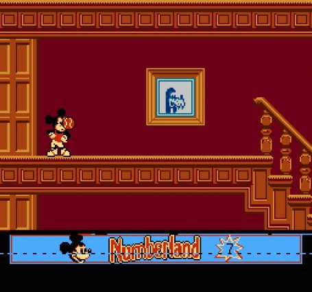 Скриншот №2. Mickey's Adventures in Numberland