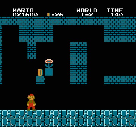 �������� �2. Super Mario Bros. original
