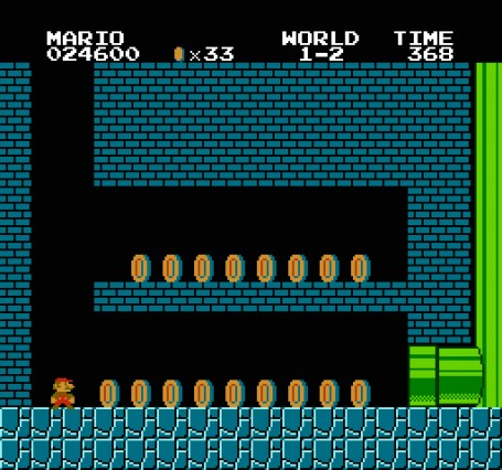�������� �3. Super Mario Bros. original