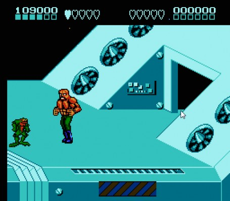 Скриншот №3. Battletoads and Double Dragon - The Ultimate Team