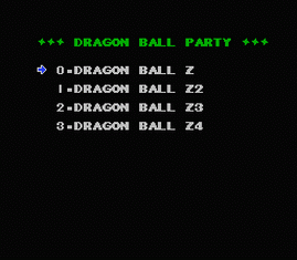 Dragon Ball Z 4-in-1