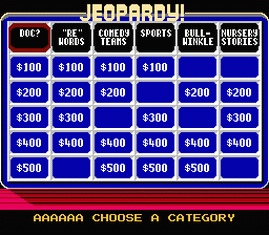 Jeopardy! Junior Edition