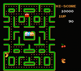 Ms. Pac-Man new