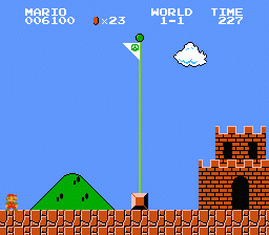 Super Mario Bros. original