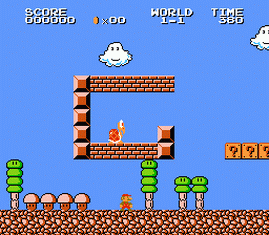 Super Mario Bros. new levels