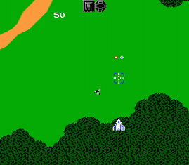 Super Xevious - Gump no Nazo