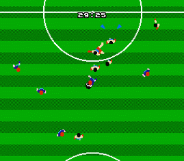 Tecmo World Cup Soccer