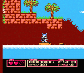 Tiny Toon Adventures 2 - Montana Land e Youkoso