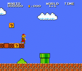 VS Super Mario Bros.